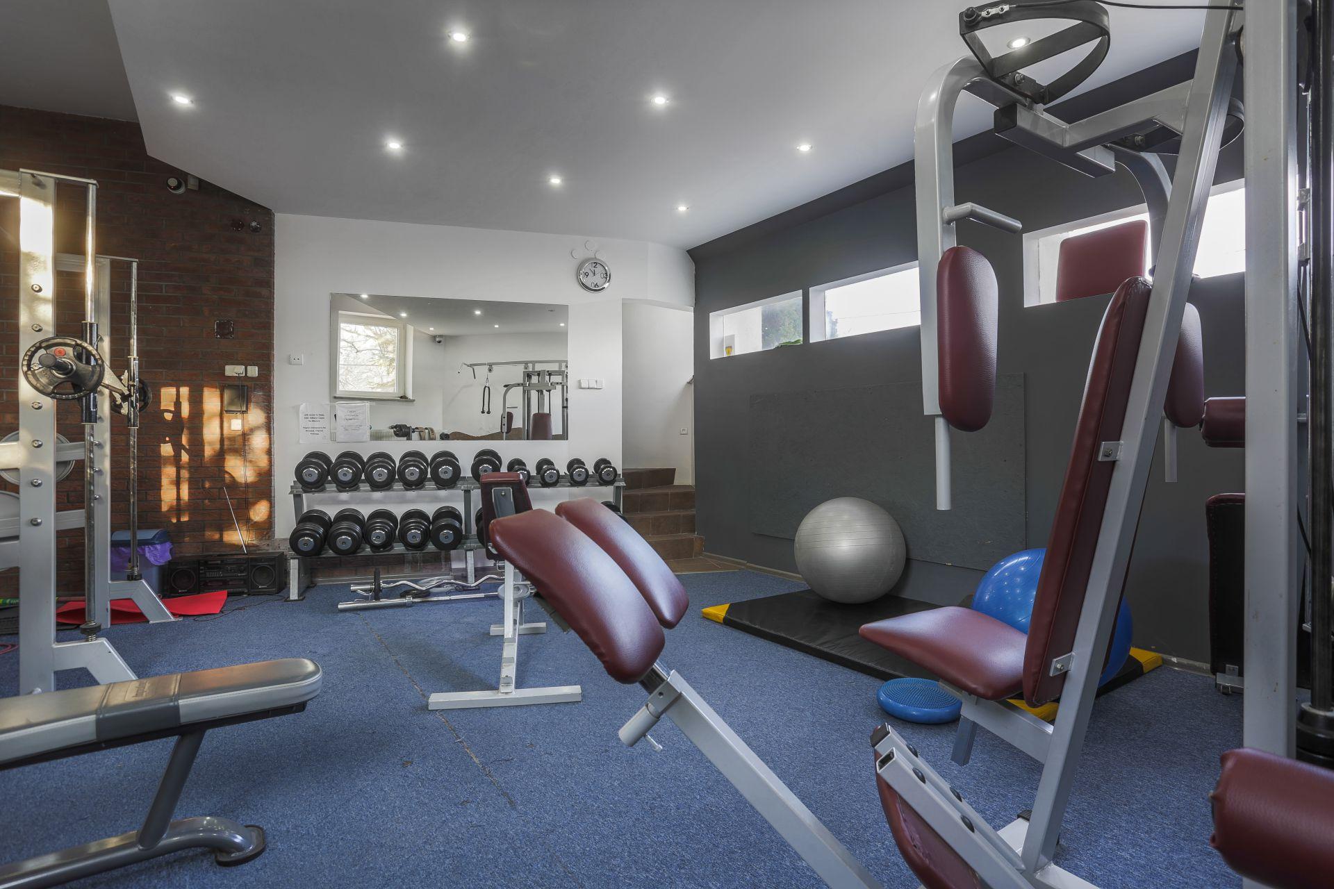 Nasze centrum fitness